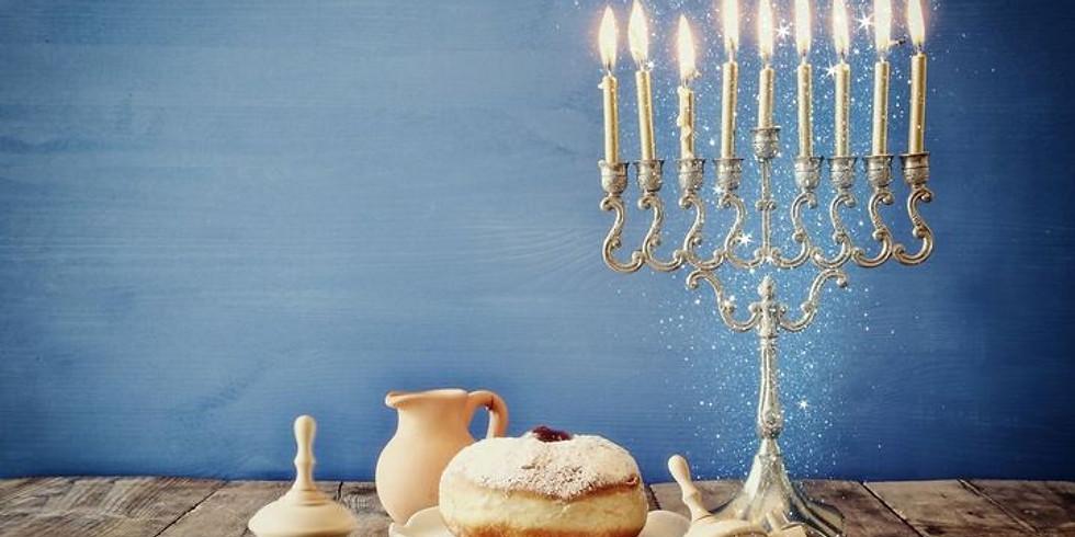 PJ Library Celebrates Chanukah