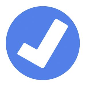 the elusive blue checkmark