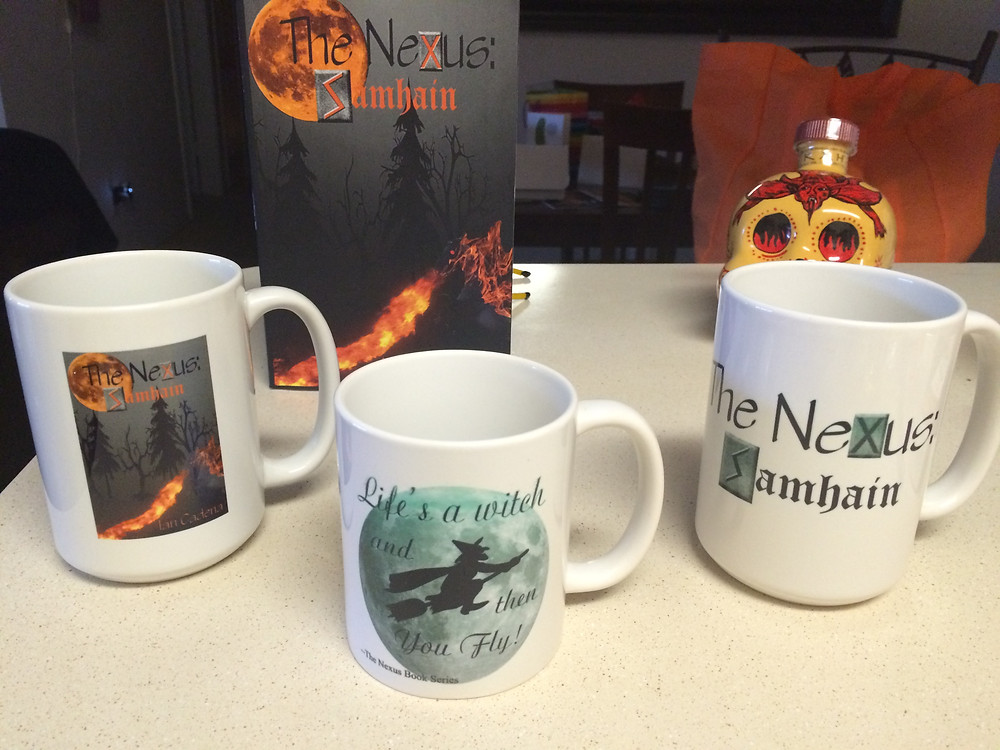 merchandise coffee mugs