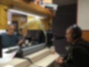 KVLF AM radio interview