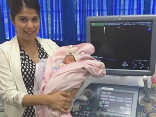 Realizan primera prueba de madurez pulmonar fetal en Hidalgo