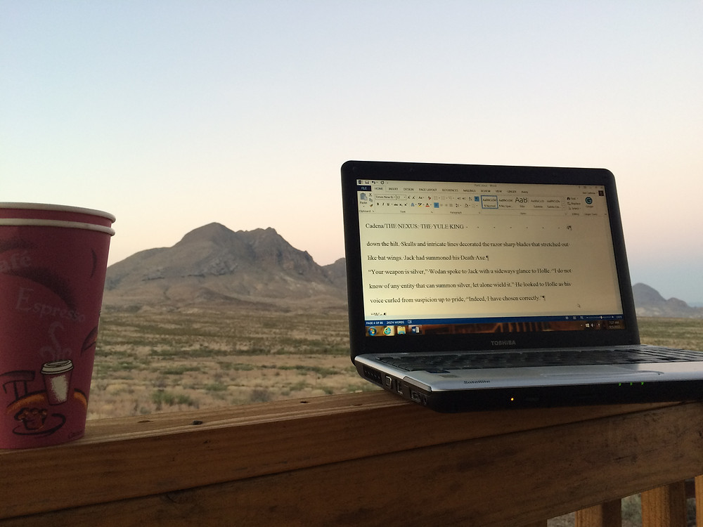 Writing Big Bend