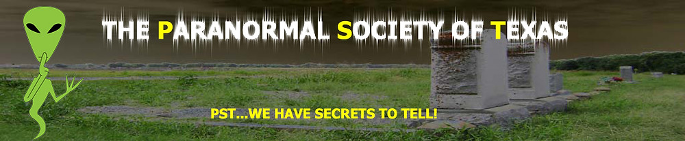The Paranormal Society of Texas