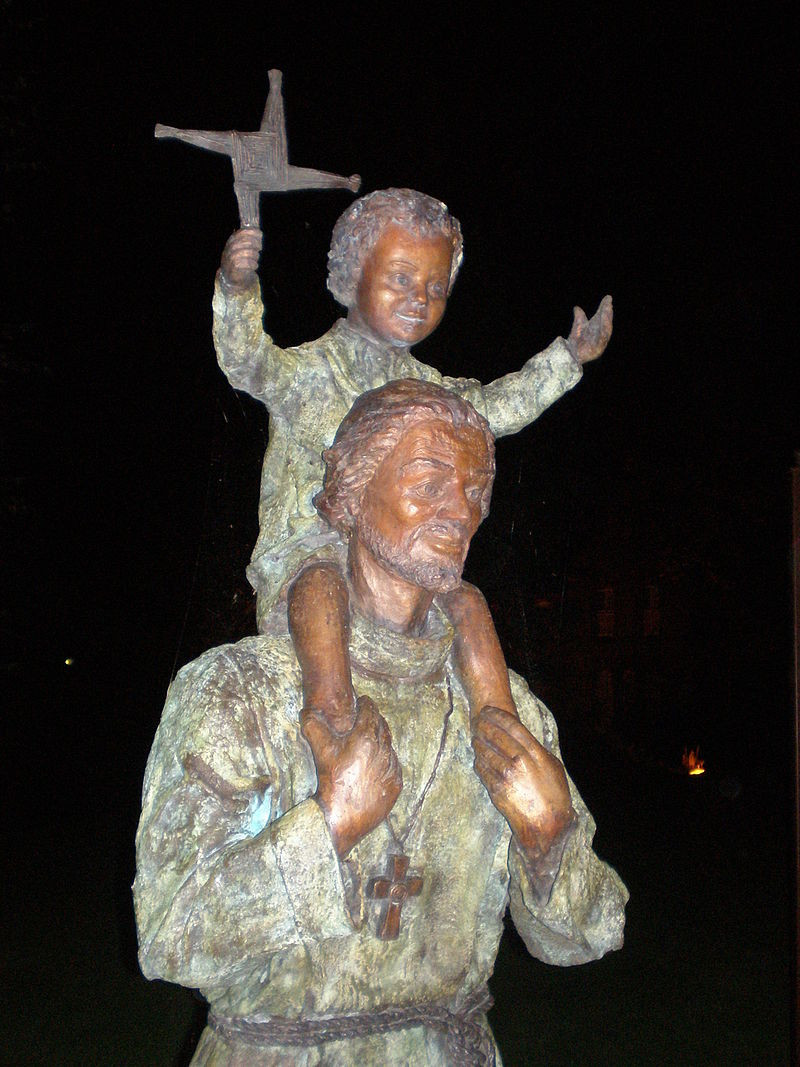 Book Trivia: Saint Conleth