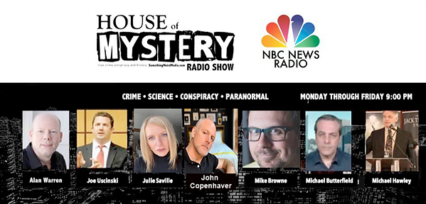 House of Mystery Radio Show