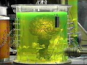 The Brain of Morbius Dr. Who