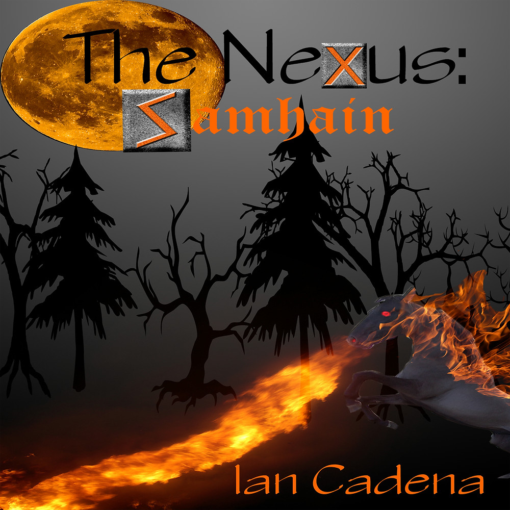 Audiobook Cover The Nexus: Samhain