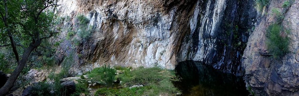 Bob-Cat Tail Falls