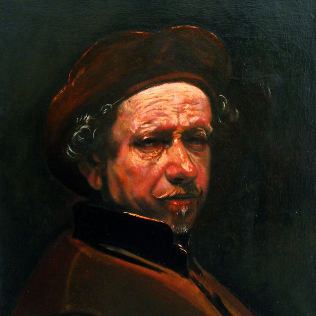 After Rembrant