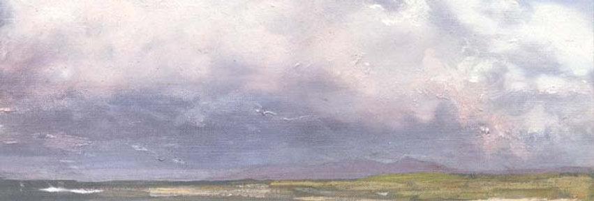 Rain on Ardnamurcha
