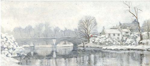 Winter Brig