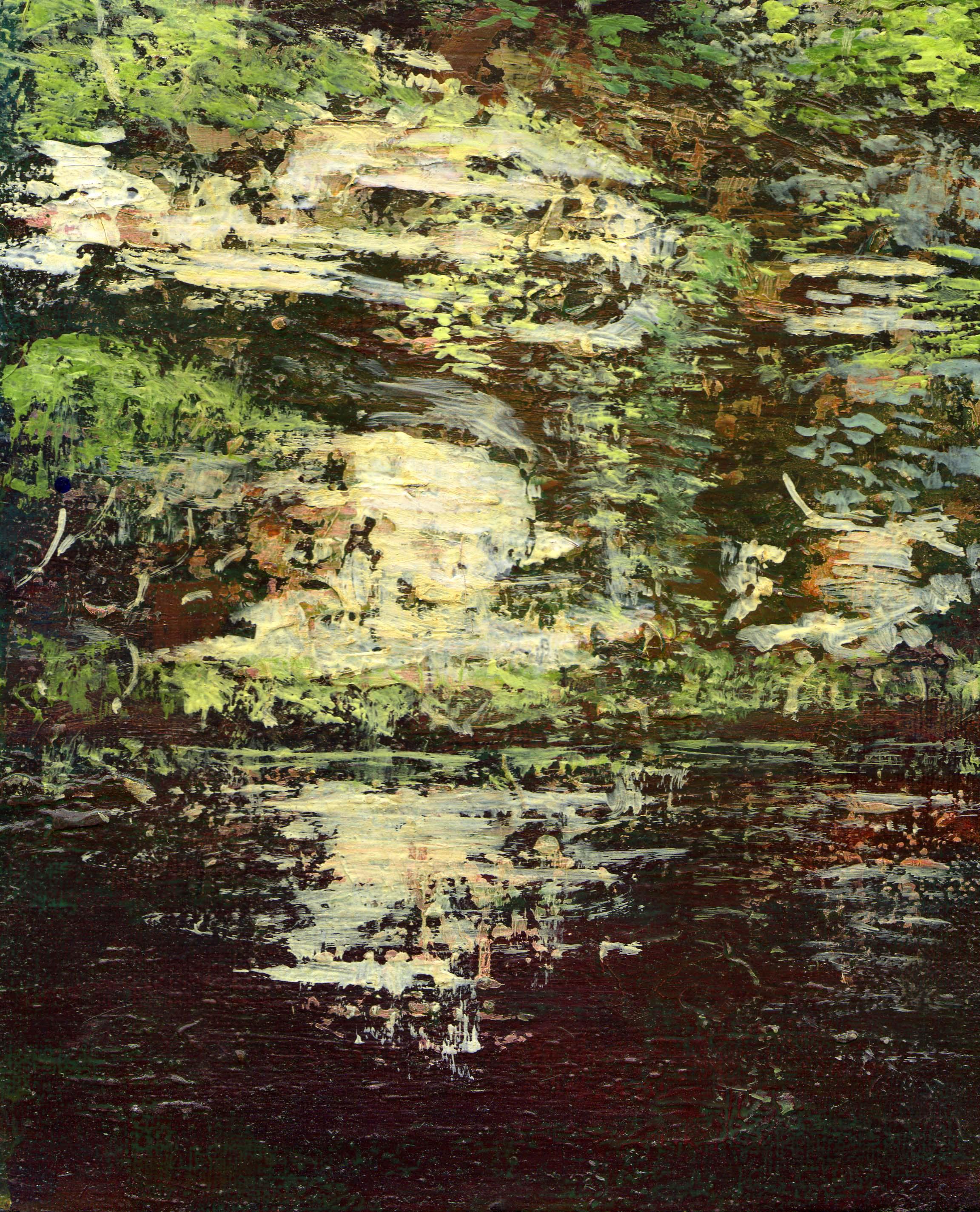 Almond river rocks 1