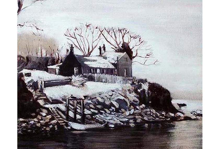 Winter Ferry