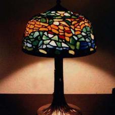Cramond Lamp