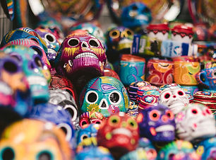Custom Mexico Vacation | GeoLuxe Travel | sugar skulls