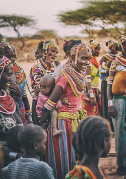 Africa Trip Planner | GeoLuxe Travel LLC | group of smiling African women