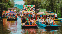 Custom Mexico Vacation | GeoLuxe Travel LLC | Mexican boats on a river