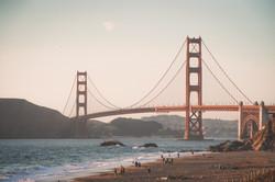Custom Alaska and US Vacation   GeoLuxe Travel   Golden Gate Bridge