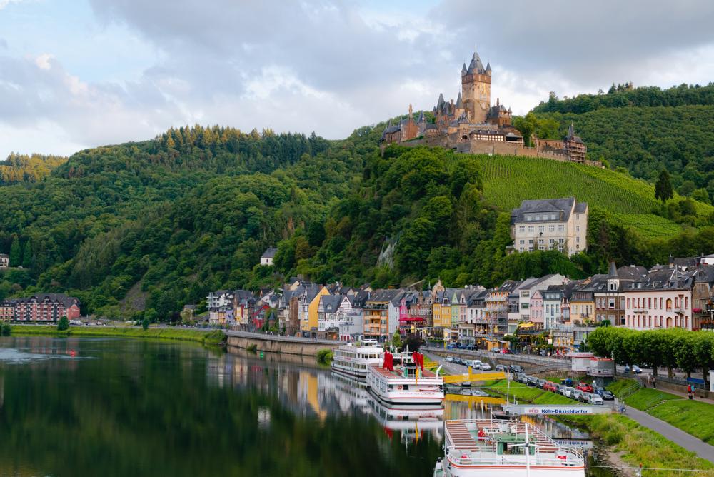 Europe Trip Planner | GeoLuxe Travel LLC | European waterfront town