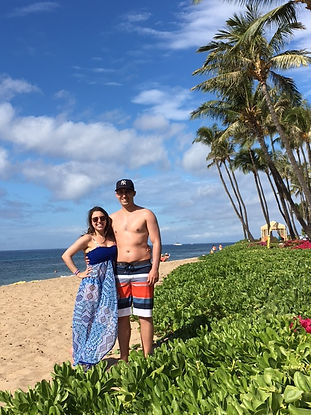 GeoLuxe Travel | Couple smiling in Hawaii |  | Luxury Travel Consultant