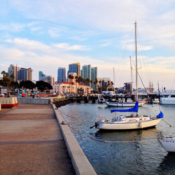 Custom Alaska and US Vacation   GeoLuxe Travel   Boat on San Diego waterfront