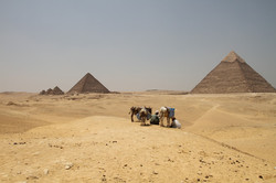 Africa Trip Planner | GeoLuxe Travel LLC | pyramids