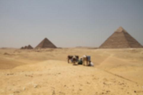 GeoLuxe Travel, LLC Africa travel photos - pyramids