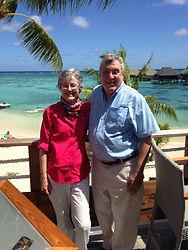 GeoLuxe Travel   couple in Tahini   Luxury Travel Consultant
