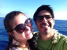 GeoLuxe Travel   couple in Bora Bora   Luxury Travel Consultant