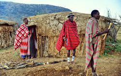 Africa Trip Planner | GeoLuxe Travel LLC | African natives near home