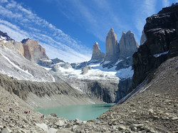 Central and South America Trip Planner | GeoLuxe Travel LLC | snow capped mountains