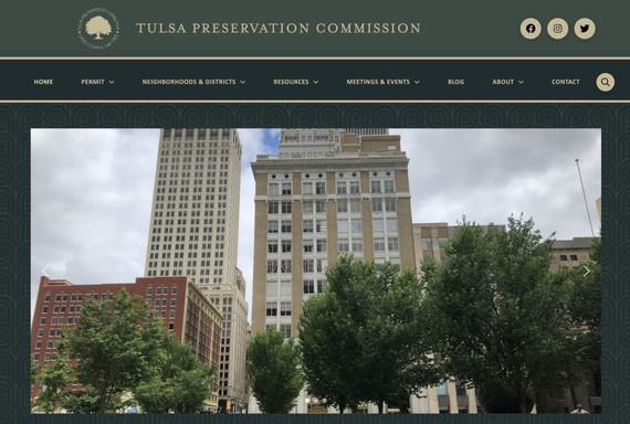 Tulsa Preservation Commission
