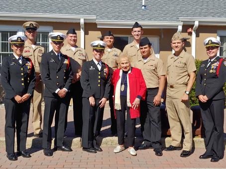 Meet the Crew ... SSN 796 The USS New Jersey