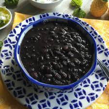 Frijoles Negros:  Good for the Eyes