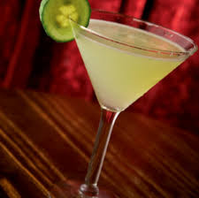 Now We're Talkin' A Martini That's Good for the Eyes!