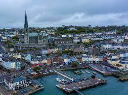 Travel to Cobh Ireland