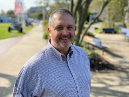 Council-Member Speaks Through Surrogate