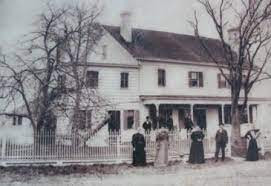 The Spy House…..are the ghosts still there?