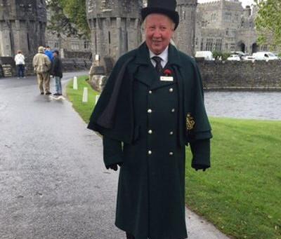 Ireland | Galway | Ashford Castle & Scones