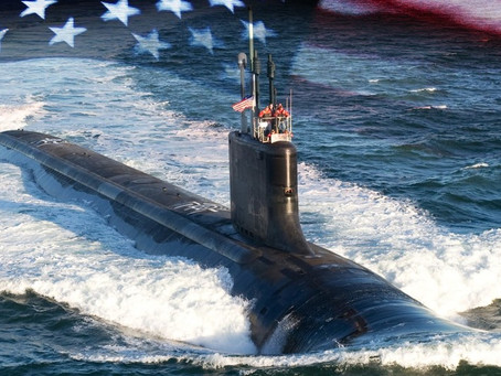 SSN 796-New Jersey | A Brief History