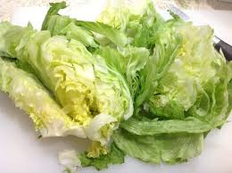 Lettuce Soup ... I Would Have Never Thought About It