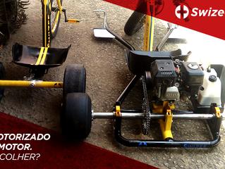 Trike motorizado ou sem motor. Qual escolher?