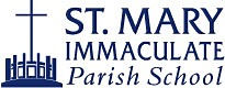 St. Mary Immaculate Parish School Logo