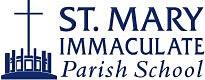 St. Mary Immaculate Parish School Logo