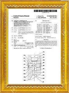 Patent US 8863823