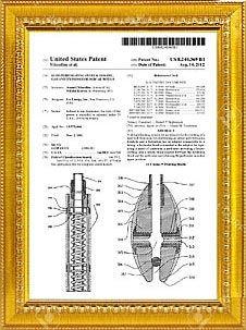 Patent US 8240369