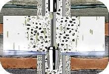 Hydro-slotting perforation technology