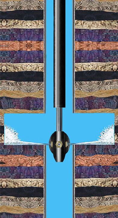Maxxwell Production - hydro-slotting perforation technology