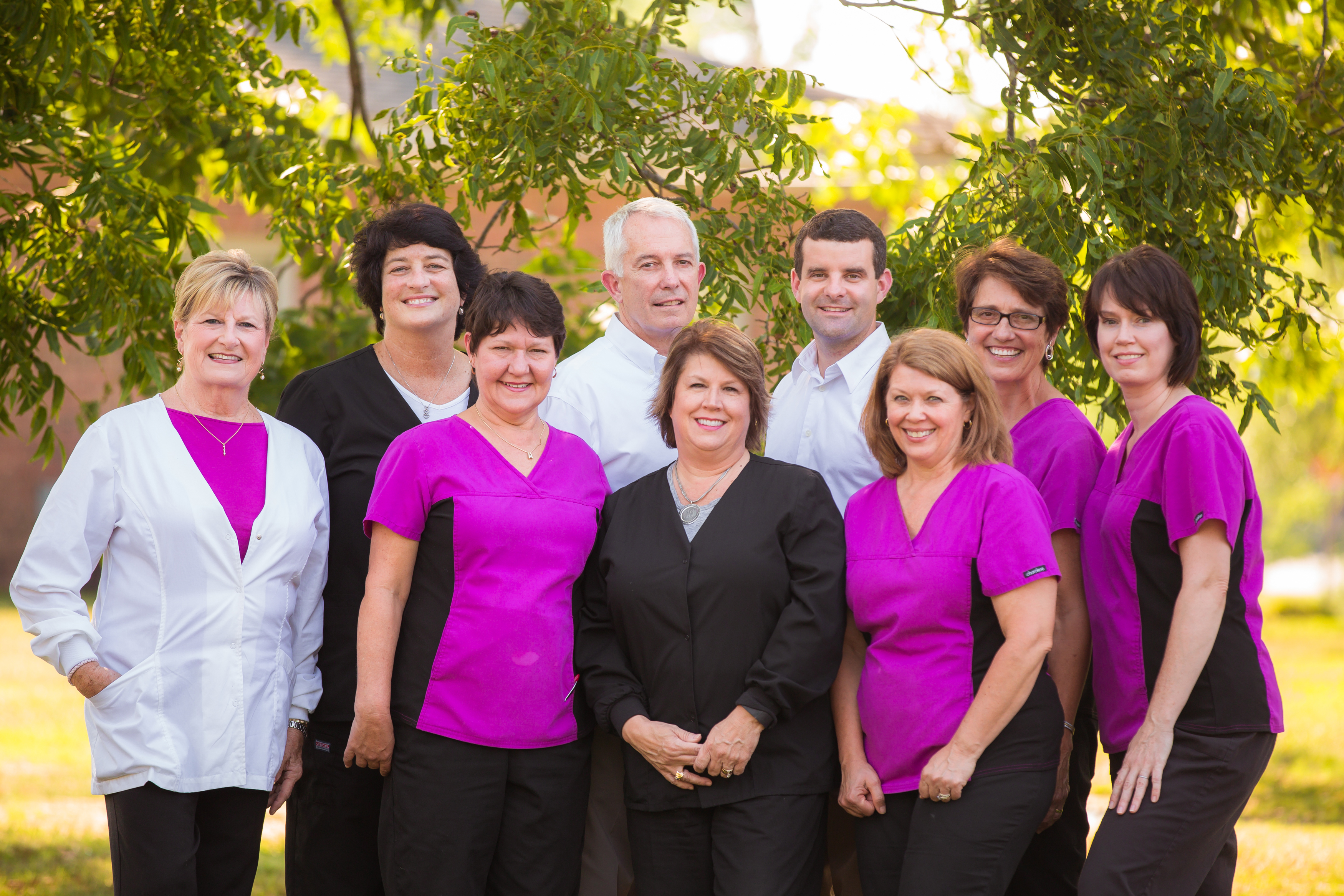 Newberry Dentist Staff