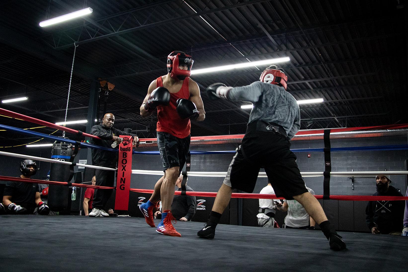 Boxing Skills